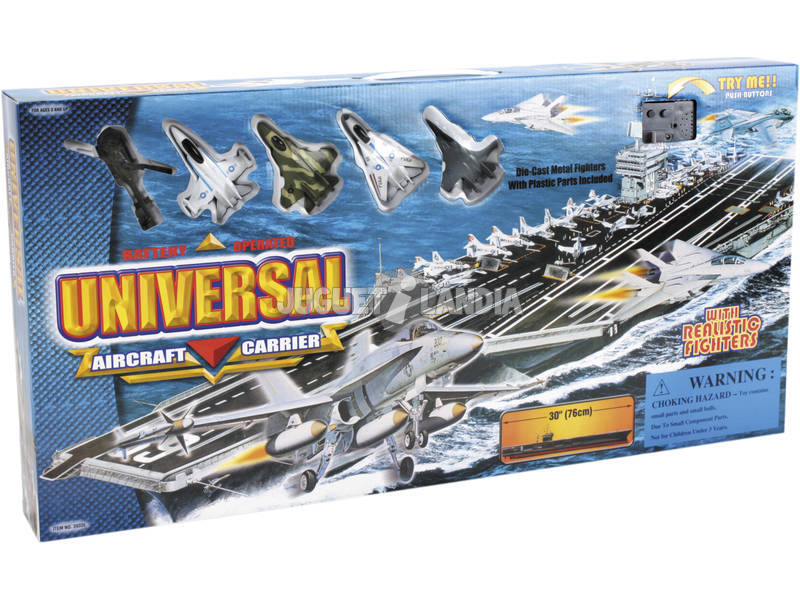 Porte-avions Universel
