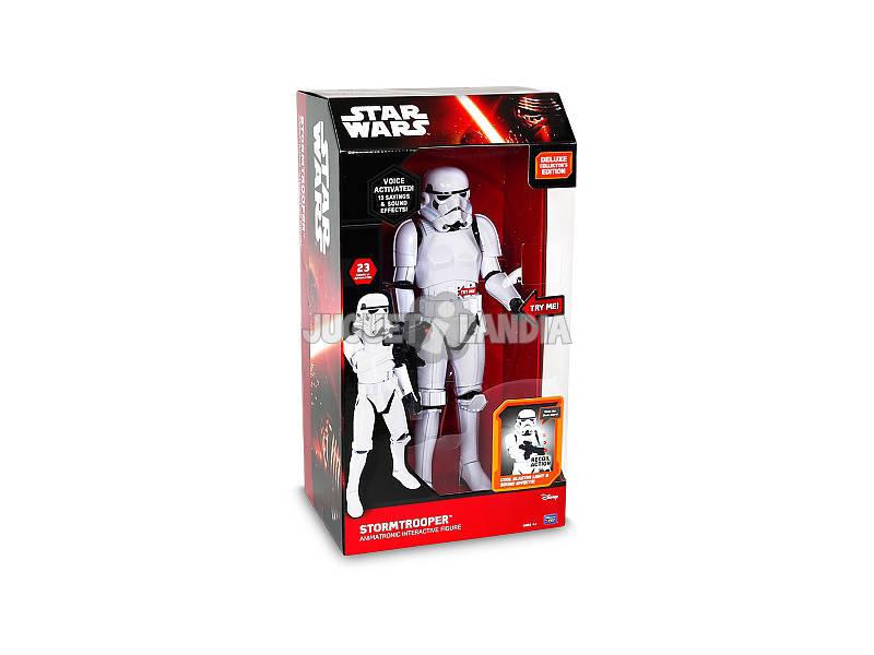 Figura Interativa Stormtrooper 40 cm