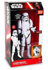 Stormtrooper Du Premier Ordre Interactif 40 cm Star Wars