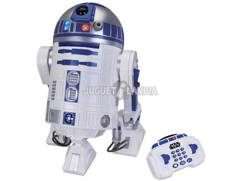 Figura Interactiva Robot R2 D2 40,5 cm