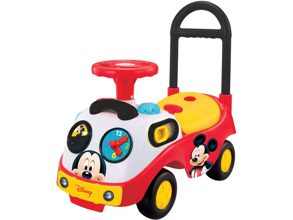 Mon Premier Trotteur Mickey avec lumières et sons 51 x 26 x 33 cm