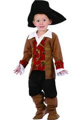 Costume Bimbo Pirata M