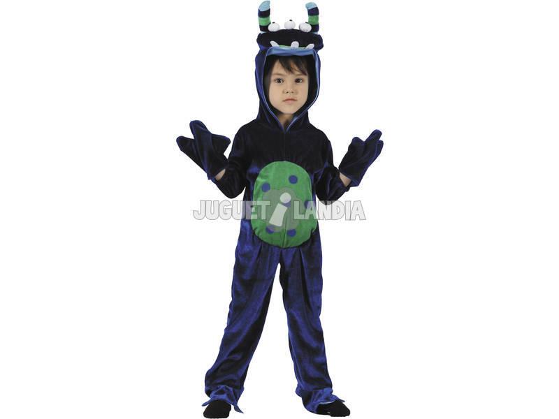 Disfraz Monstruo Bebé Talla S