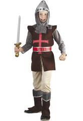 Disfraz Caballero Cruzado Niños Talla L