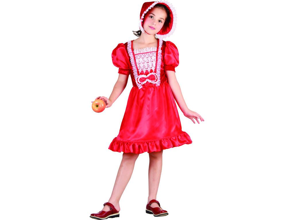 Maschera Bambola Lolita Bambine Taglia M