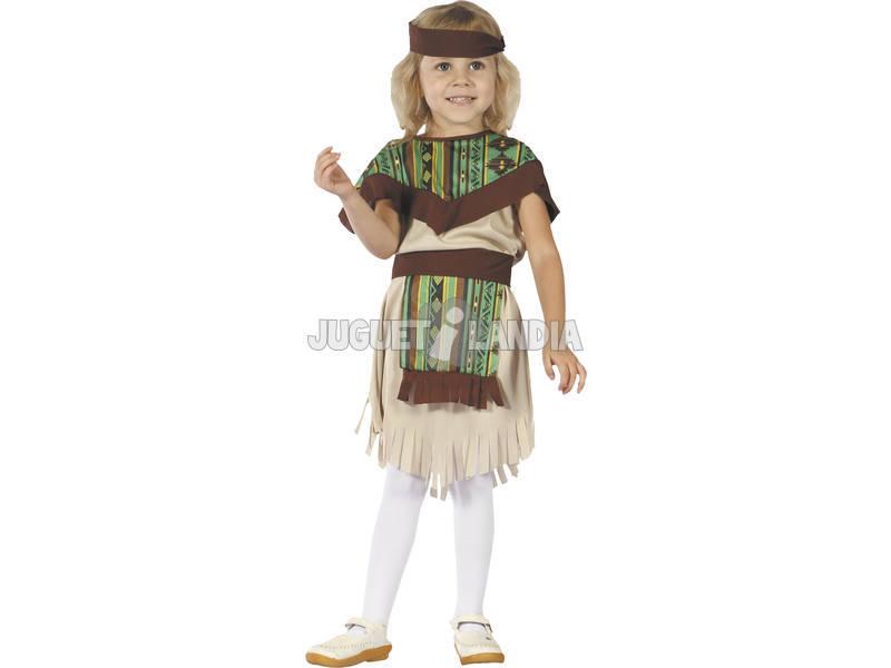 Disfraz India Bebé Talla M