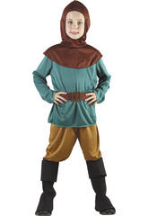 Disfraz Robin Hood Niños Talla L