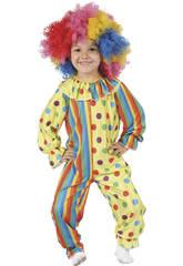 Déguisement Clown Bébé Taille M