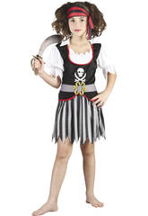 Déguisement Pirate Fille Taille M