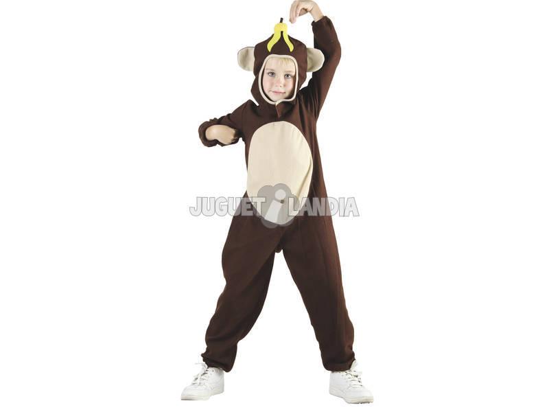 Disfraz Mono Niños Talla S