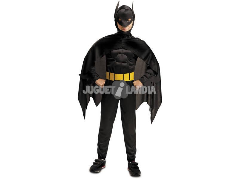 Disfraz Niño L Blackman Musculoso