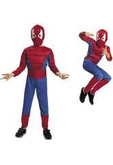 Costume Spiderman Bimbo S