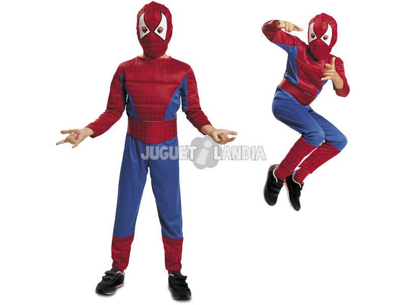 Disfraz Niño M Insecto Musculoso