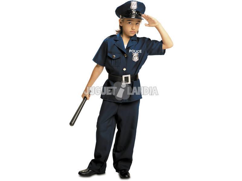Disfraz Niño S Policía