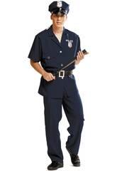 Costume Poliziotto Uomo L