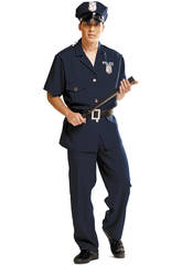 Disfraz Hombre L Policia