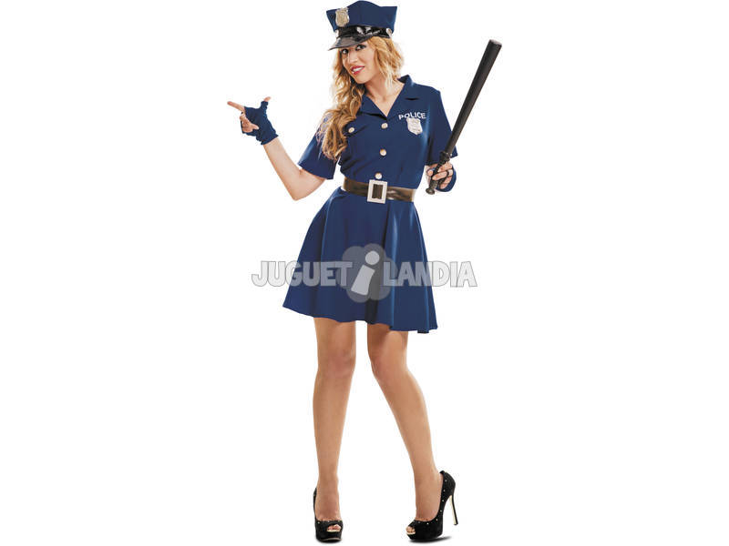 Disfarce Mulher S Policial