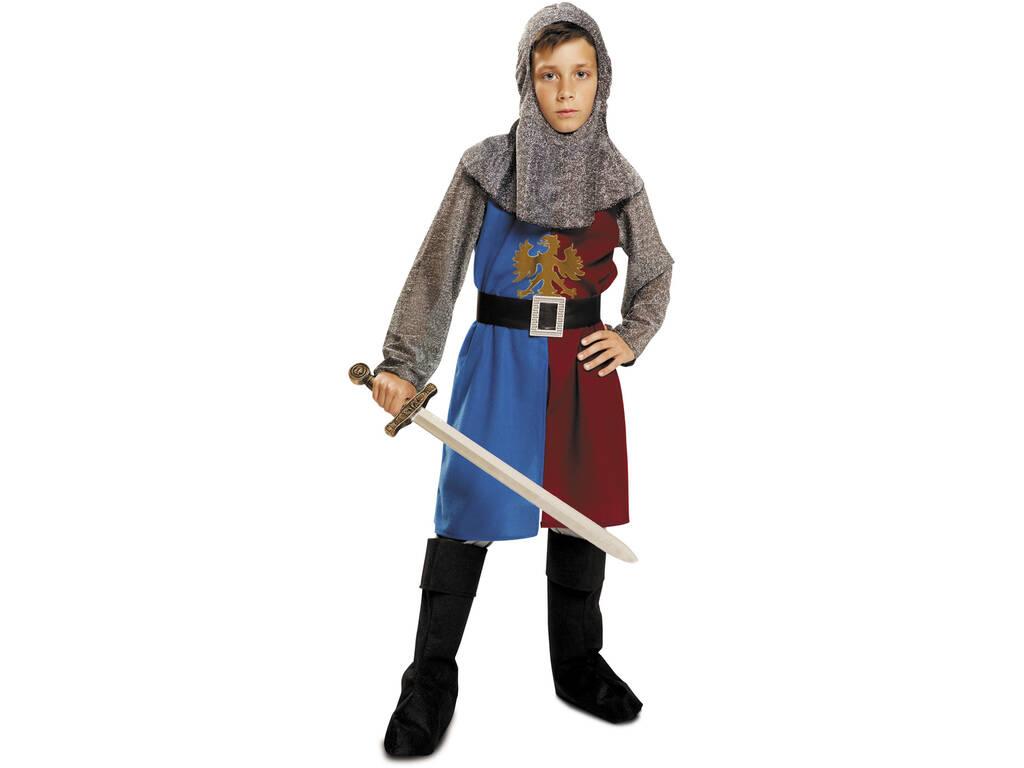Fantasia Menino XL Cavaleiro Medieval