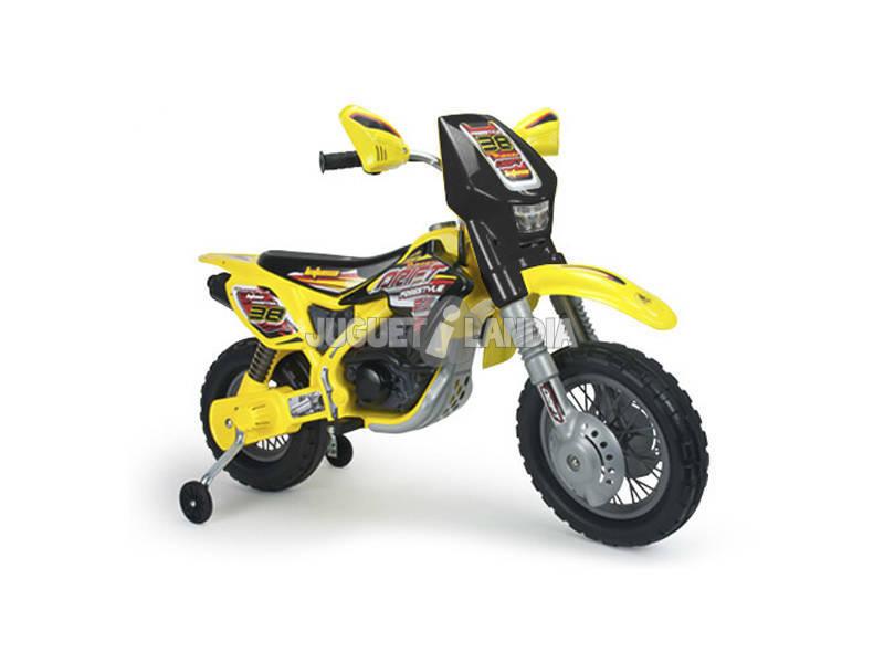 Moto Thunder Max VX 12 v. 3 Años Injusa 6811