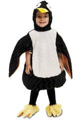 imagen Disfraz Bebé L Pingüino Peluche