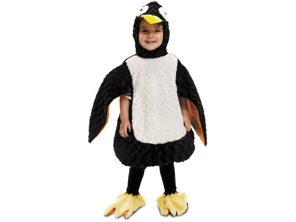 Disfarce Menino S Pinguim Peluche