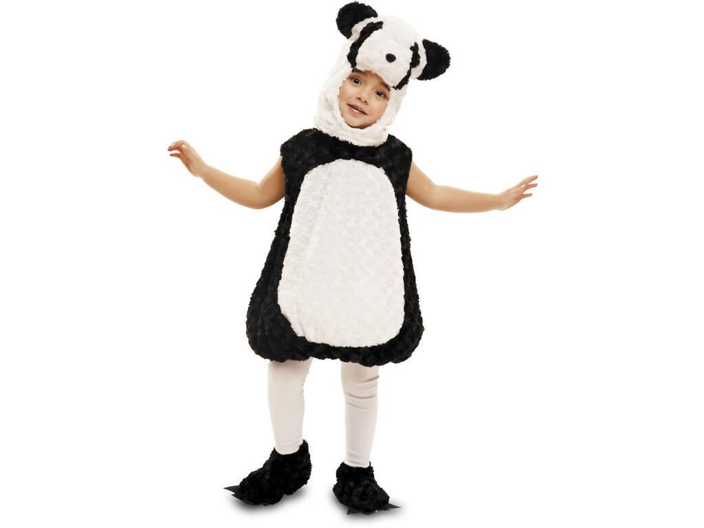 Disfraz Bebé L Panda Peluche