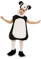 Disfraz Niño S Panda Peluche