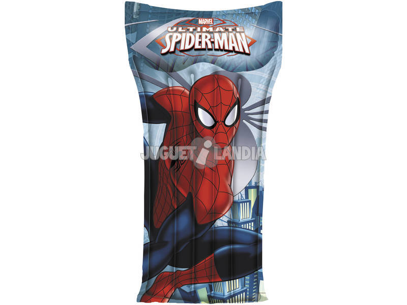 Matelas Gonflable 119x61 cm Spiderman