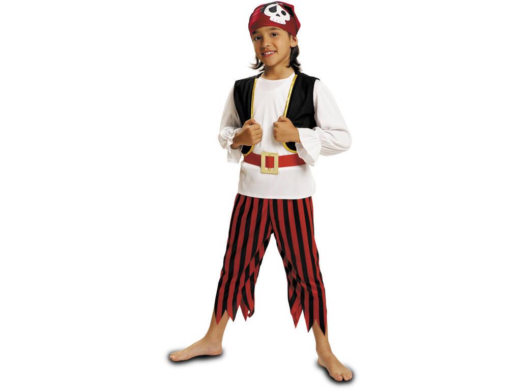 Disfarce Menino M Pirata Caveira