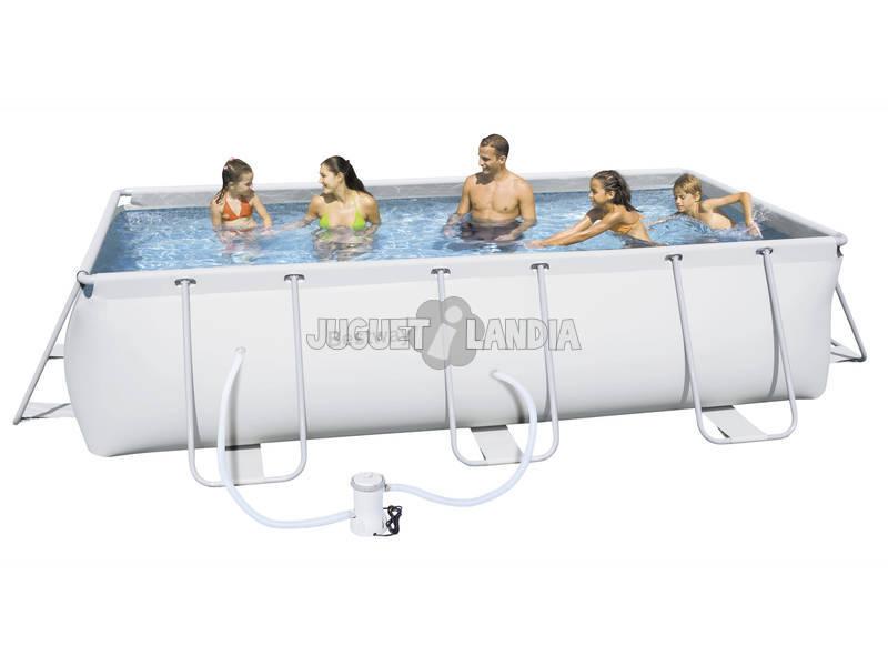 Acheter piscine hors sol 404x201x100 cm bestway 56251 for Acheter piscine hors sol