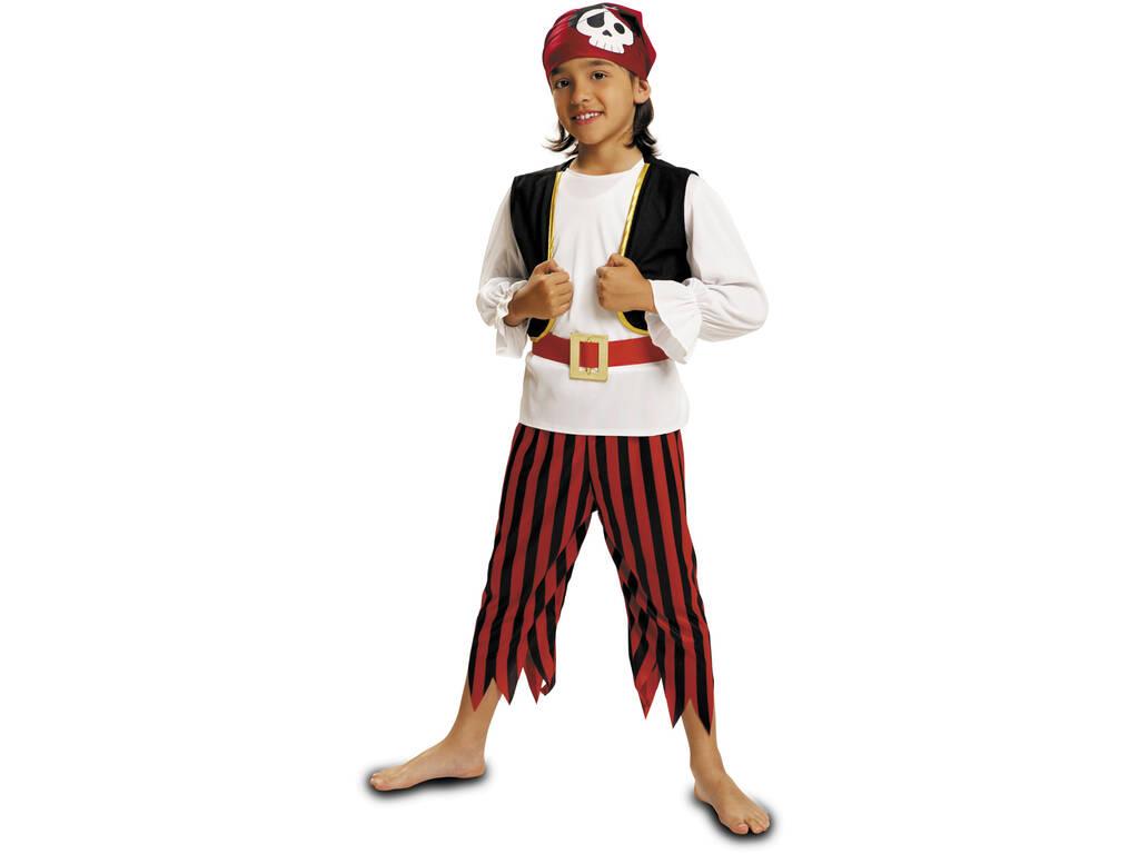 Fantasia Menino XL Pirata Caveira