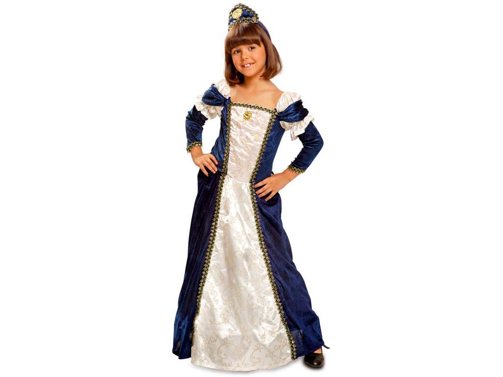 Fantasia Menina S Dama Medieval