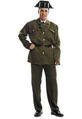 imagen Disfraz Hombre S Guardia Civil