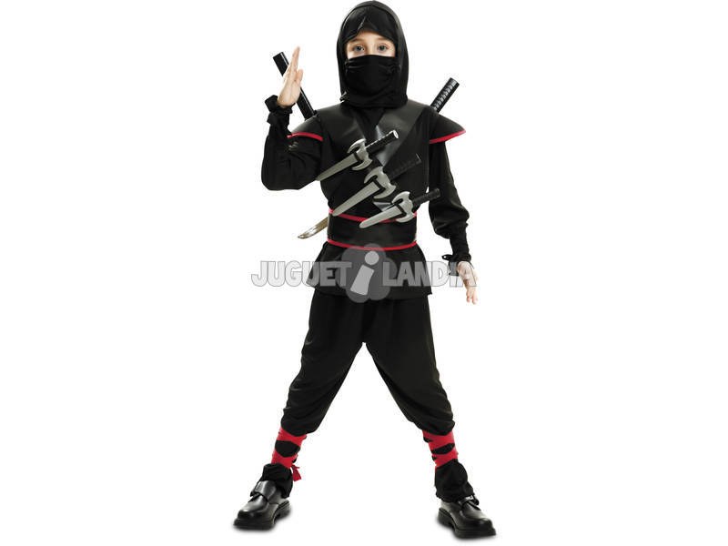 Disfarce Menino M Ninja Killer