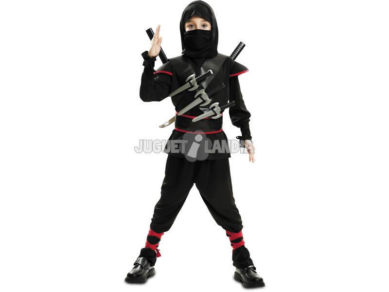 Disfraz Niño XL Ninja Killer Negro