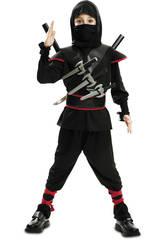 Déguisement Garçon XL Ninja Killer Noir