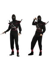 imagen Disfraz Hombre S Ninja Killer