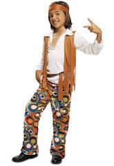 Costume Bimba L Hippie