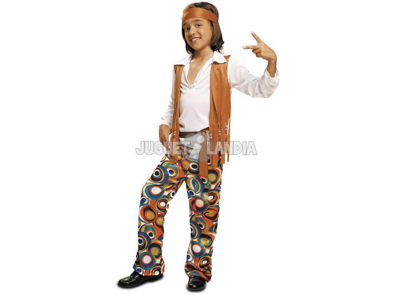 Disfraz Niño S Hippie Feliz