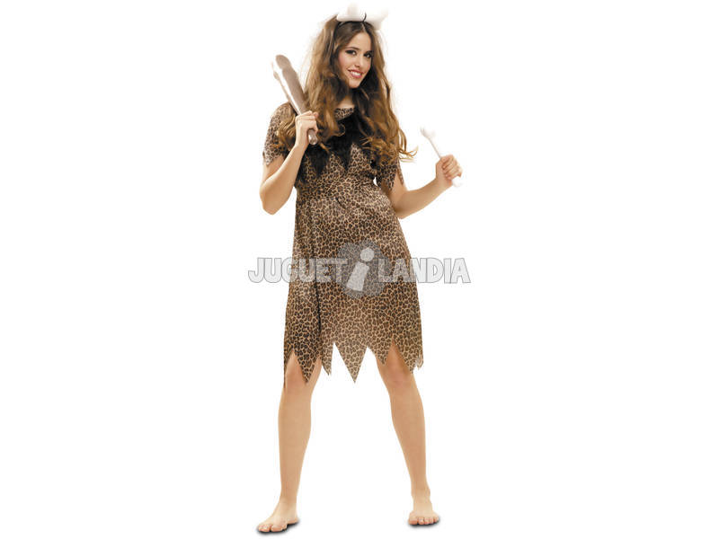 Costume Cavernicola Donna L