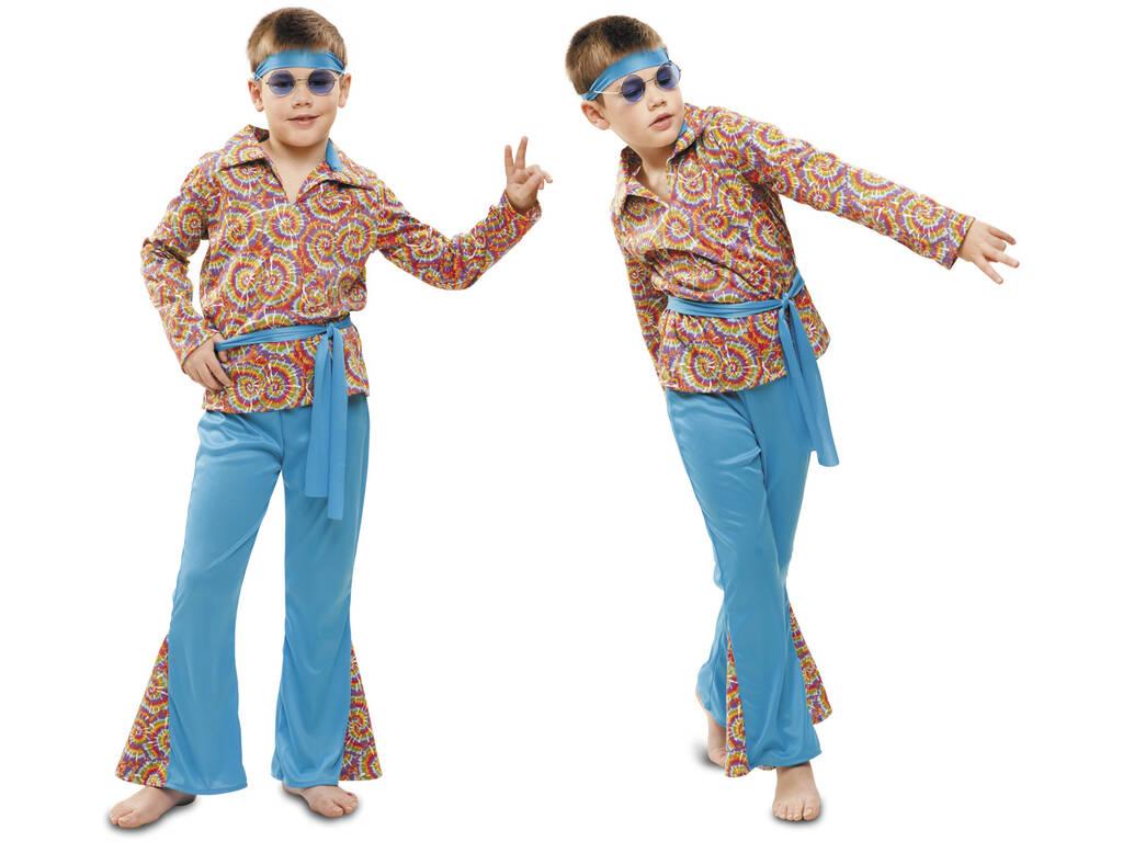 Costume Bimbo S Hippie Psichedelico