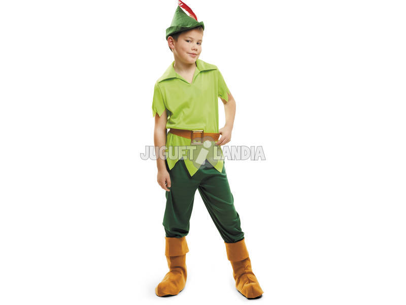 Fantasia Menino M Peter Pan MOM 202055-M