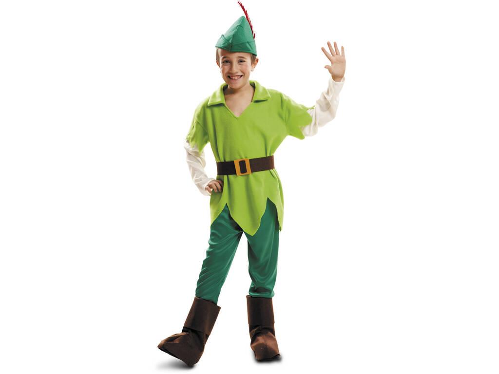 Fantasia Menino L Peter Pan