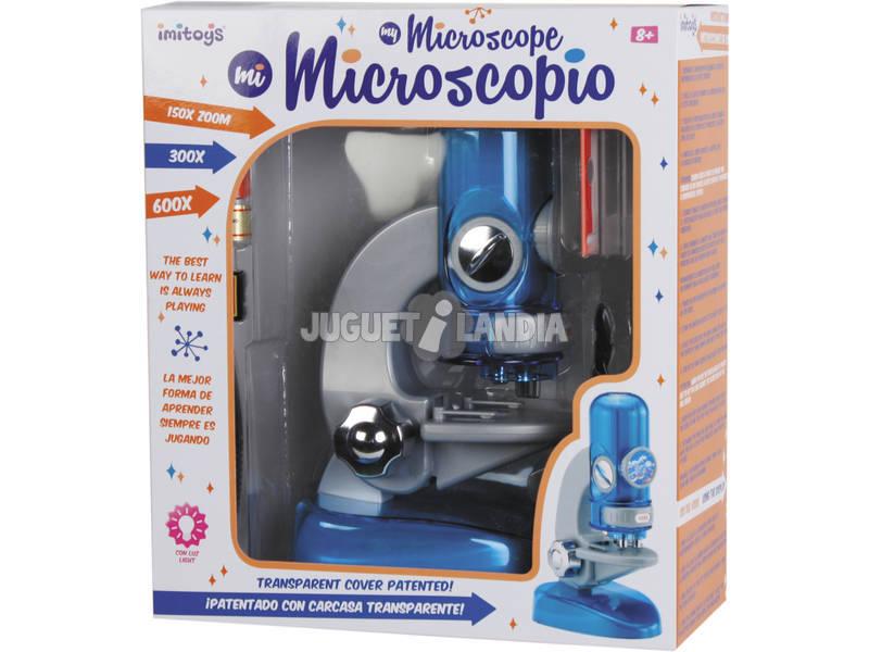 Microscopio Con Visor Quick Switch