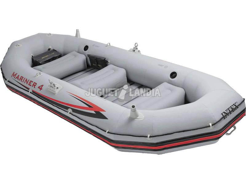 Barca Mariner 4 Personas 328x145x48 Cm Intex 68376