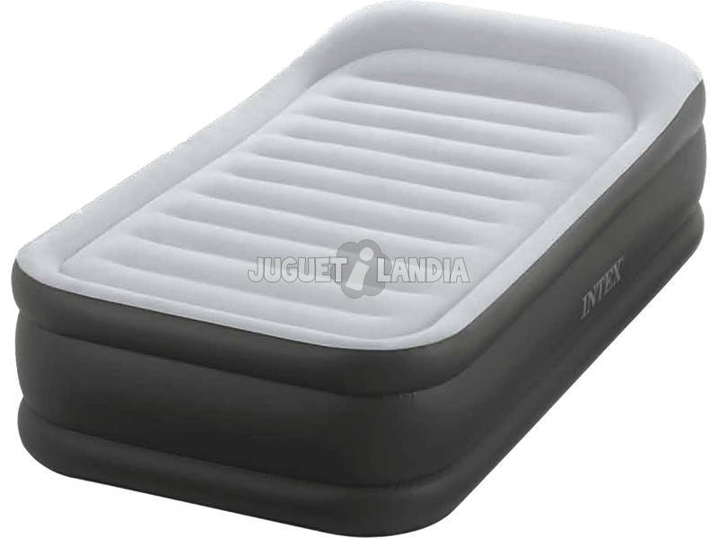 Colchón Deluxe Pillow Rest Raised Bed 99x191x42cm Intex 64432