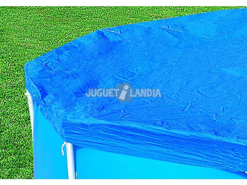 Acheter piscine hors sol autoportante ronde 457x84 cm for Acheter piscine intex