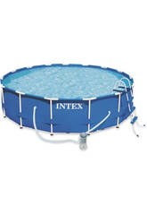 Piscina desmontable 457X84 cm. Intex 28228