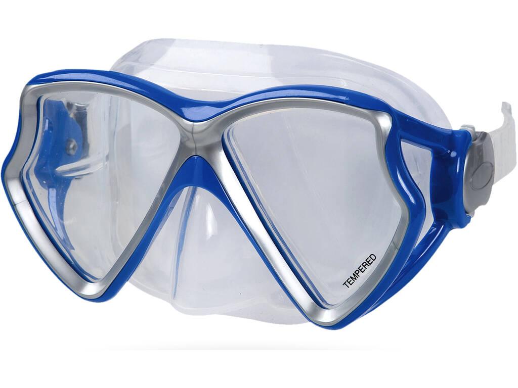 Maschera subacquea Silicone Aviator Pro