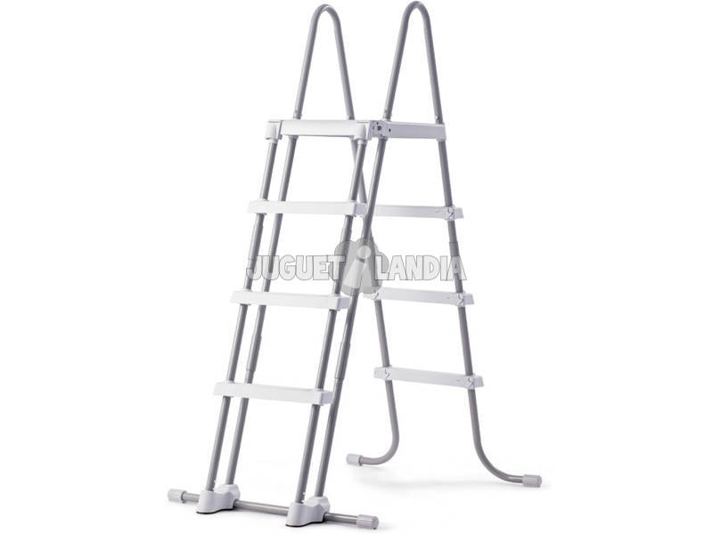 Escalera De Seguridad 122 Cm.. Intex 28073